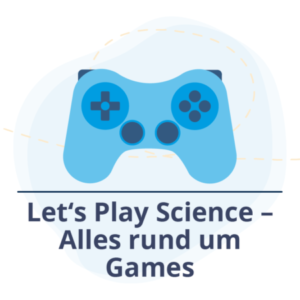Group logo of Let's play Science – Alles rund um Games