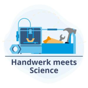 Group logo of Handwerk meets Science