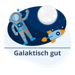 Group logo of Galaktisch gut