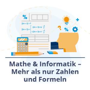 Group logo of Mathe & Informatik - mehr als nur Zahlen und Formeln
